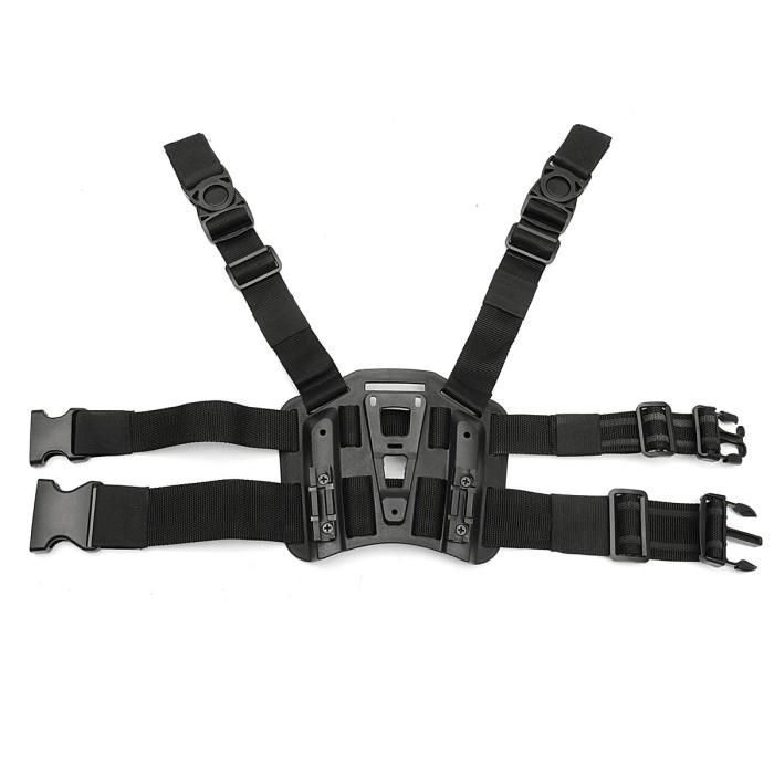 Tactical Clip-On Pistol Holster Waist Gun Bag Hunting Slot Holder Pouch CO