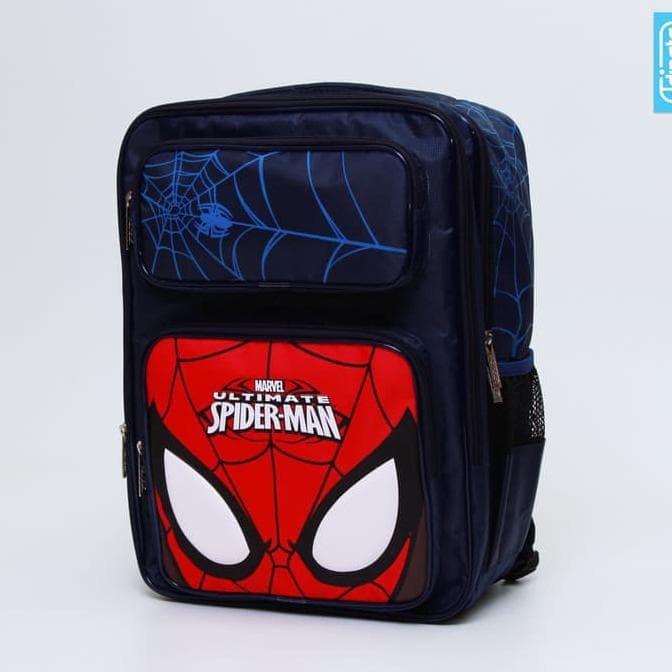 Modern und elegant in der Mode 2019 am besten aliexpress Jual Spiderman Mask Db Rucksack L - Adinata / Tas Sekolah Ransel Anak / Bag  - Jakarta Barat - lenny58 store | Tokopedia