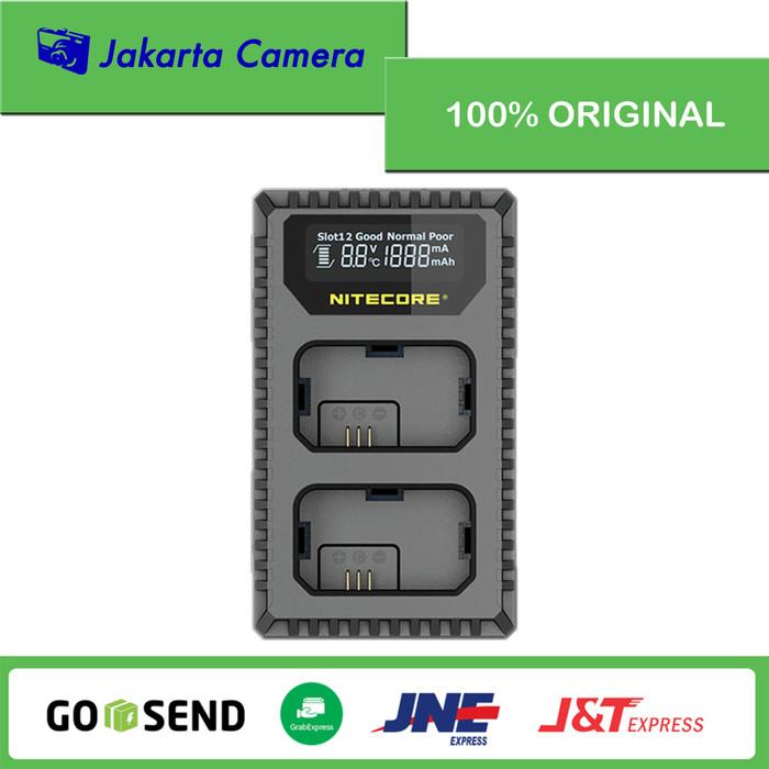 harga Nitecore usn1 dual slot usb travel battery charger for sony np-fw50 Tokopedia.com