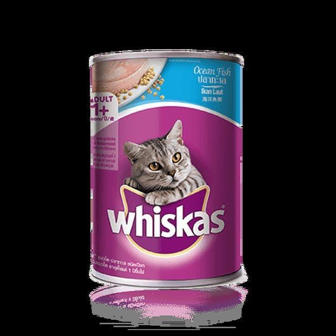 Jual Best Makanan Kucing Whiskas Kaleng Adult 1 Ocean Fish Tuna