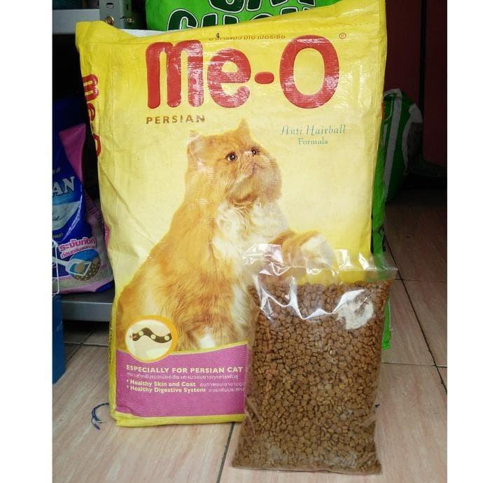 Jual Makanan Kucing Meo Persian 1kg Repack Cool Jakarta