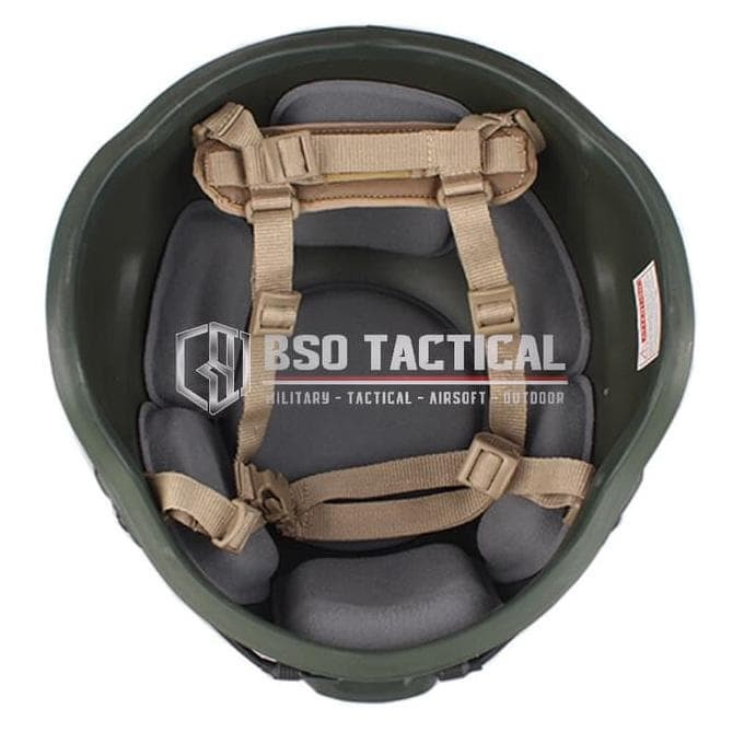 12 Pcs Tactical Helmet Replacement Pads Foam Padded Liner Universal Kit Set 1850