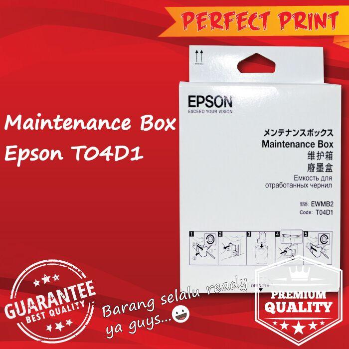 Jual Maintenance Box Epson T04D1 Printer L1110 L3110 L3150 L4150 L4160 L616  - Kota Surabaya - Perfect Print Indonesia | Tokopedia
