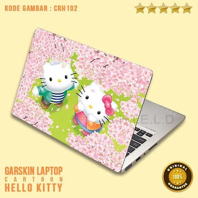 cef7b57a3 Jual HOT SALE Garskin / Skin / Cover / Stiker Laptop - Cr Hello ...