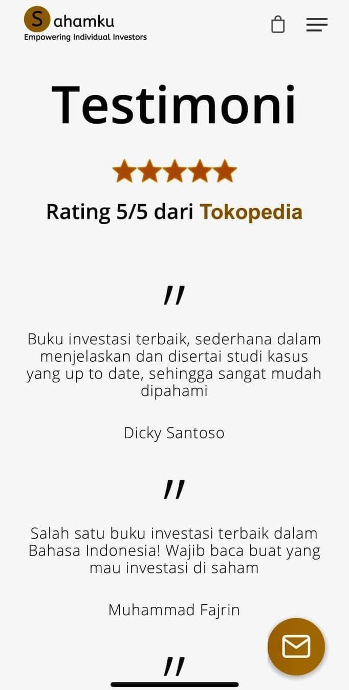Jual Hot Sale Buku Investasi Saham Dki Jakarta Xena Tamara 222 Tokopedia