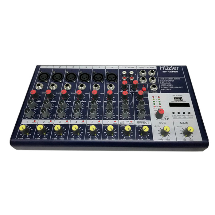 harga Mixer audio huzler wf 4 g pro Tokopedia.com