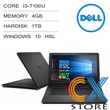 harga Dell vostro 3468 | core i3-7100u | 4gb ddr4| 1tb hdd | windows 10 Tokopedia.com