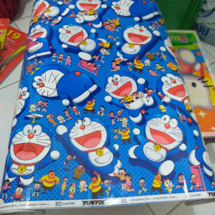 Unduh 880+ Background Biru Doraemon Gratis Terbaik