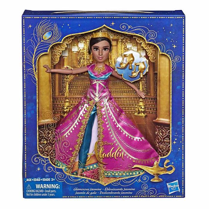 harga Disney aladdin - glamorous jasmine doll Tokopedia.com