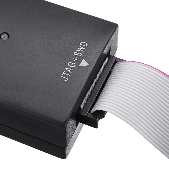 Jual J-Link JLink V8 USB ARM STM32 JTAG Emulator Debugger J-Link - DKI  Jakarta - Rifiel Store | Tokopedia