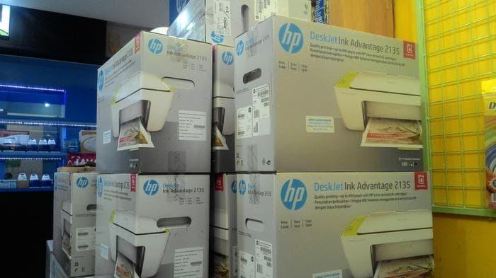 Paling Laris Printer Hp Deskjet Ink Advantage 2135 - Putih Paling