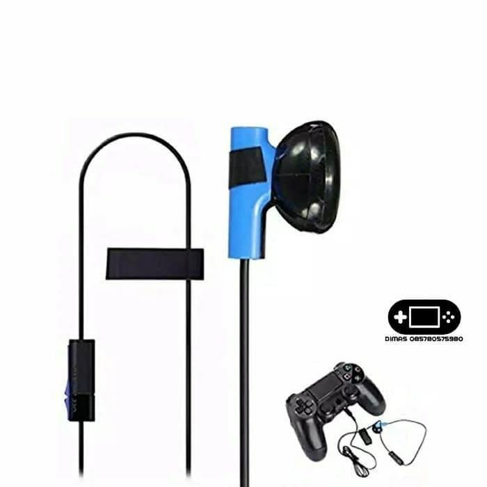 Jual PS4 Headset Earphone Gaming With Microphone Original Ori - Kota Bekasi  - Dimas Retro Game | Tokopedia