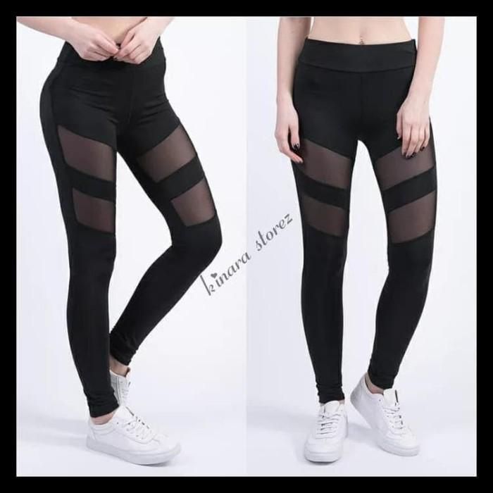 Jual Spesial Price Celana Legging Sport Panjang Wanita Senam Olahraga Kab Tangerang Victor Pangkerego Shop Tokopedia