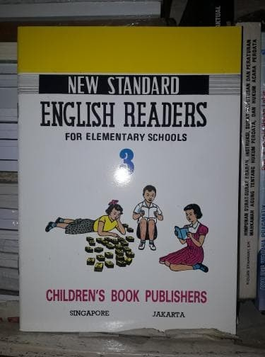 Foto Produk New Standard English Readers For Elementary Schools 3 dari Yenni Tedjokoesoemo Shop