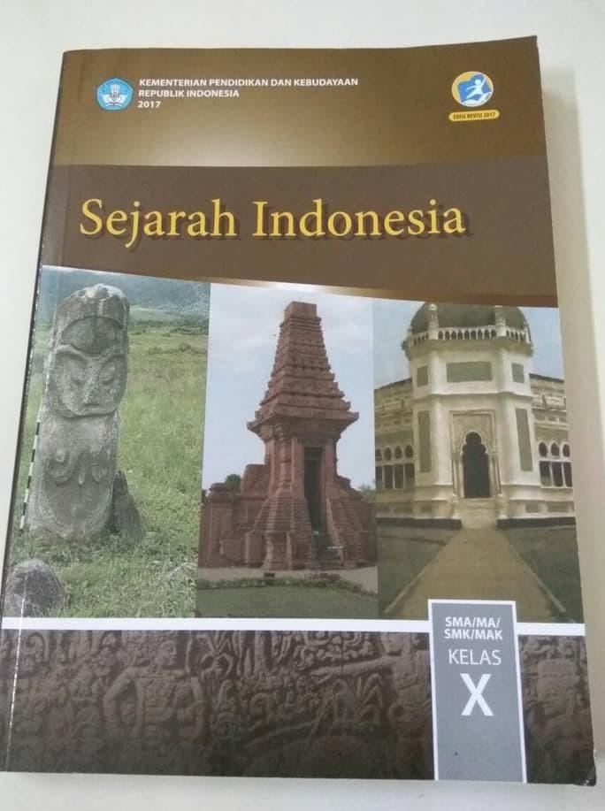 Foto Produk Sejarah Indonesia Kelas 10 SMA Revisi 2017 dari Yenni Tedjokoesoemo Shop