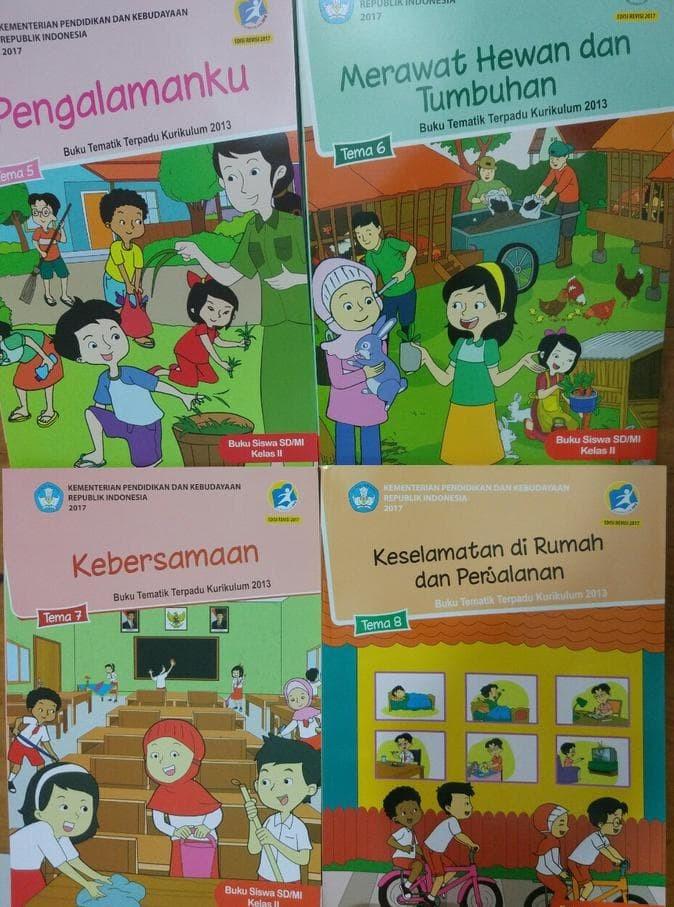 Foto Produk Buku Tematik Diknas Kelas 2 Semester 2 dari Yenni Tedjokoesoemo Shop