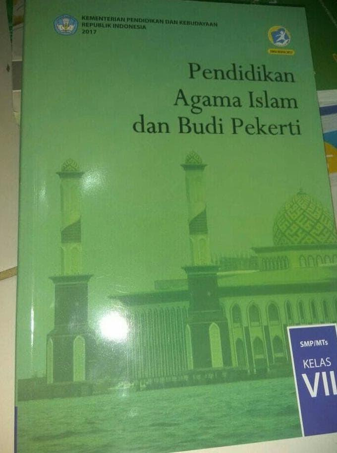 Foto Produk Buku Agama Islam Kelas 7 Revisi 2017 dari Yenni Tedjokoesoemo Shop