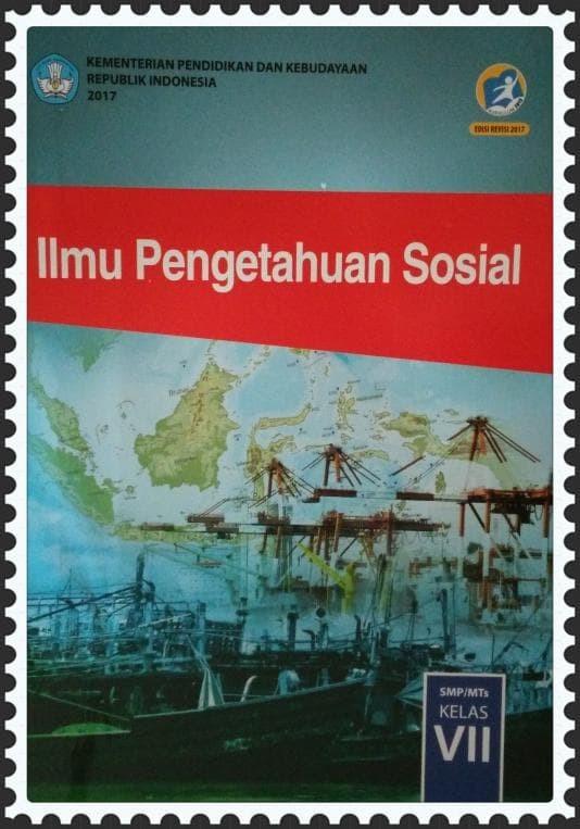 Foto Produk Buku IPS Kelas VII DIKNAS dari Yenni Tedjokoesoemo Shop