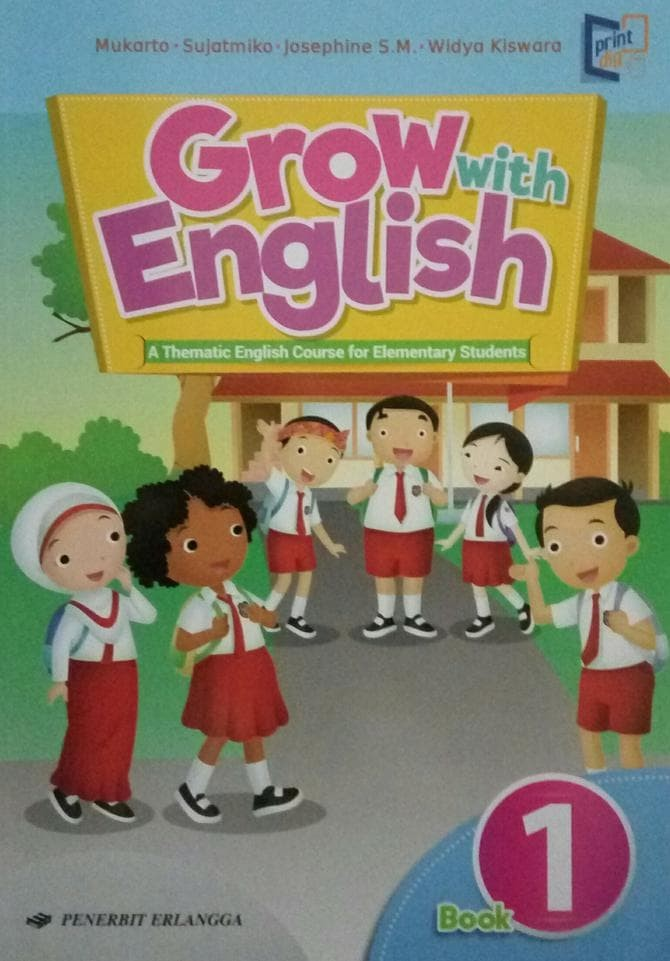 Foto Produk Grow With English digital book 1 dari Yenni Tedjokoesoemo Shop