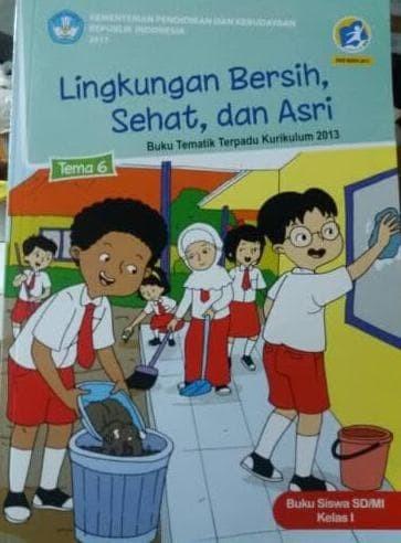 Foto Produk Buku Tematik SD kelas.1 tema 6 dari Yenni Tedjokoesoemo Shop