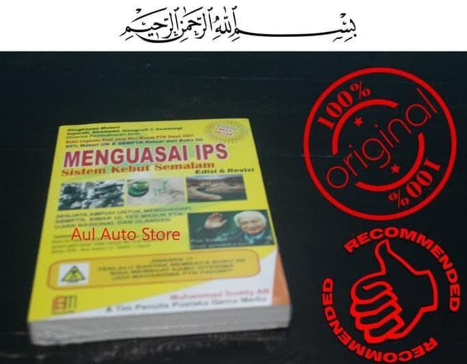 Foto Produk Buku Ringkasan IPS Sistem Kebut Semalam (SKS) Edisi 6 dari Yenni Tedjokoesoemo Shop