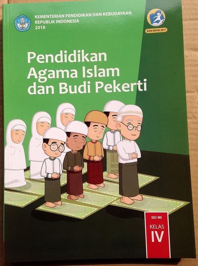 Foto Produk .:: Buku Pendidkan Agama Islam Dan Budi Pekerti Kelas 4 SD & MI ::. dari Yenni Tedjokoesoemo Shop