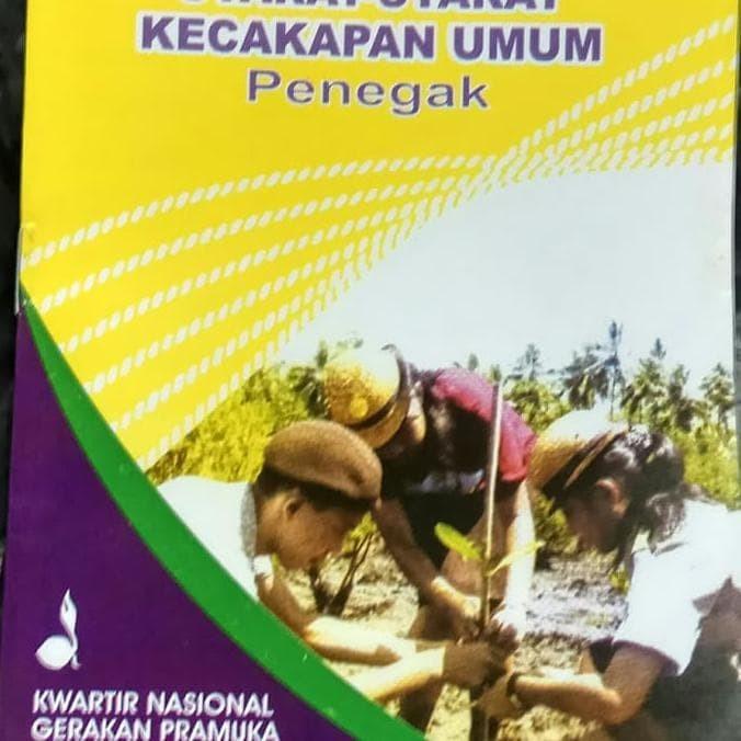 Foto Produk Buku Pramuka (SKU) dari Yenni Tedjokoesoemo Shop