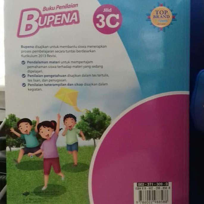Foto Produk ORIGINAL BEST SELLER BUPENA 3C SD KELAS III K13N dari Yenni Tedjokoesoemo Shop