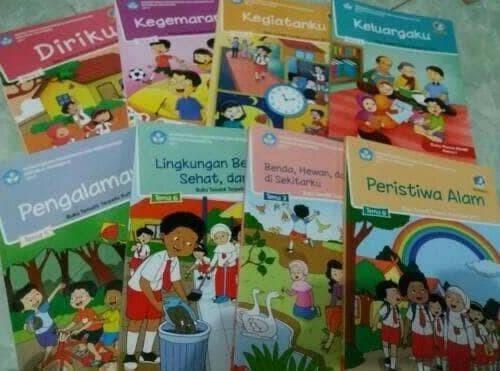 Foto Produk Buku Paket Tematik SD kelas 1( semester 1&2 ) dari Yenni Tedjokoesoemo Shop