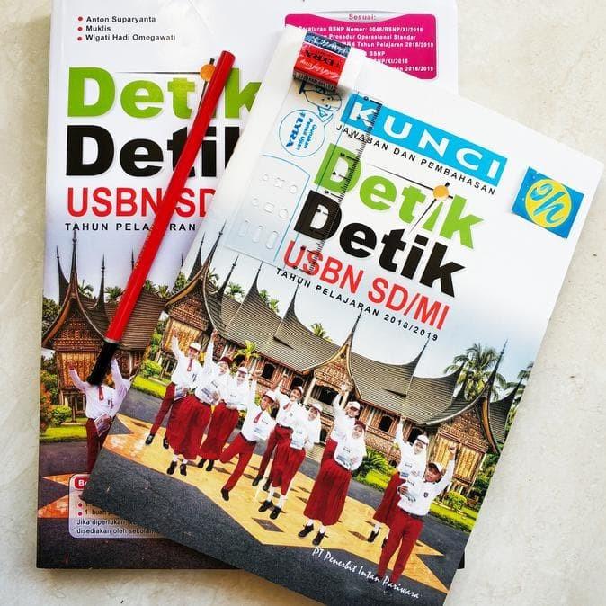 Foto Produk Buku UN 2019 : Detik Detik USBN SD/MI TAHUN AJARAN 2018/2019 (TERBARU) dari Yenni Tedjokoesoemo Shop