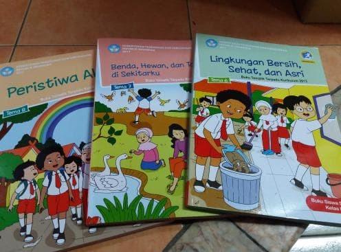 Foto Produk Paket Buku Tematik SD Kelas.1 tema 6,7,8 dari Yenni Tedjokoesoemo Shop
