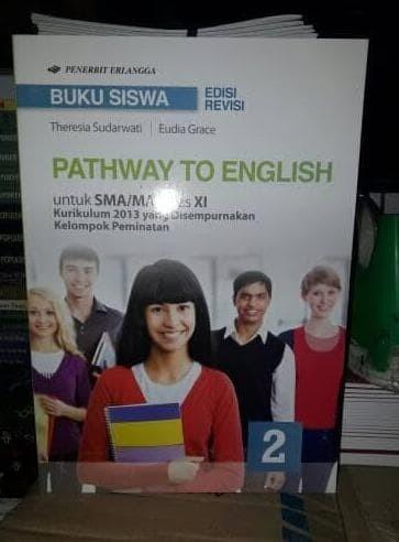 Foto Produk Buku Siswa Pathway To English 2 SMA/MA XI Peminatan Kur 2013 Revisi dari Yenni Tedjokoesoemo Shop