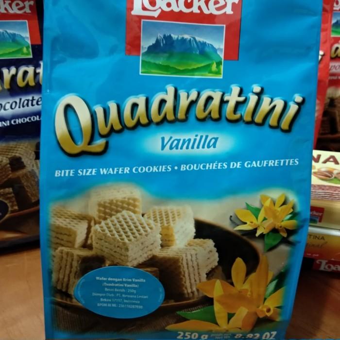 Foto Produk Loacker Quadratini Vanilla dari Inge Elsa