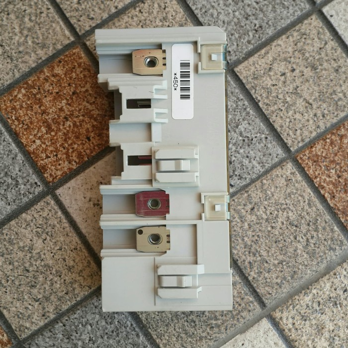 House Fuse Box Part