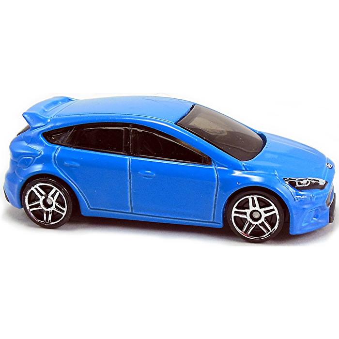 Blue Ford Focus >> Jual Hot Wheels Ford Focus Rs Forza Blue Kota Bekasi Tokoawowo Tokopedia