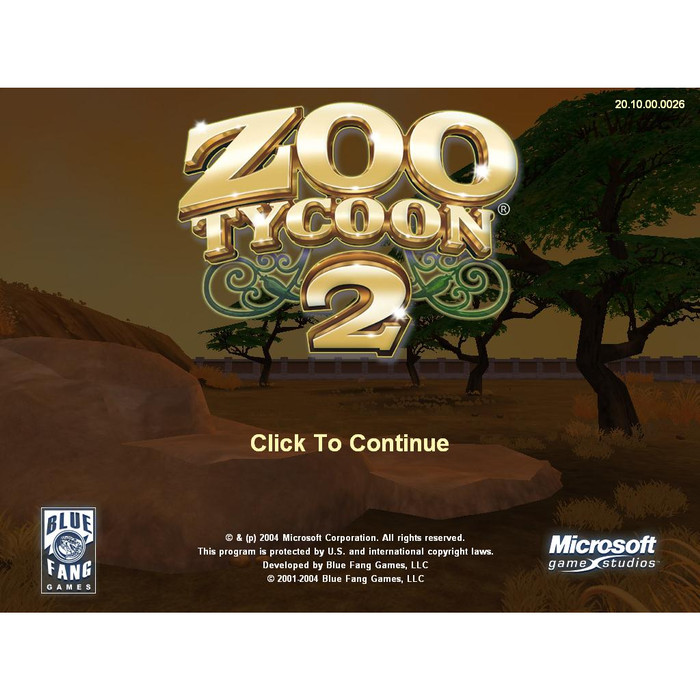Jual Zoo Tycoon 2 Ultimate Collection Download (2004 Educational Game) -  Kota Surabaya - amdkomputer   Tokopedia