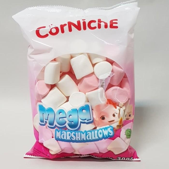 CORNICHE MEGA MARSHMALLOW 300 GR
