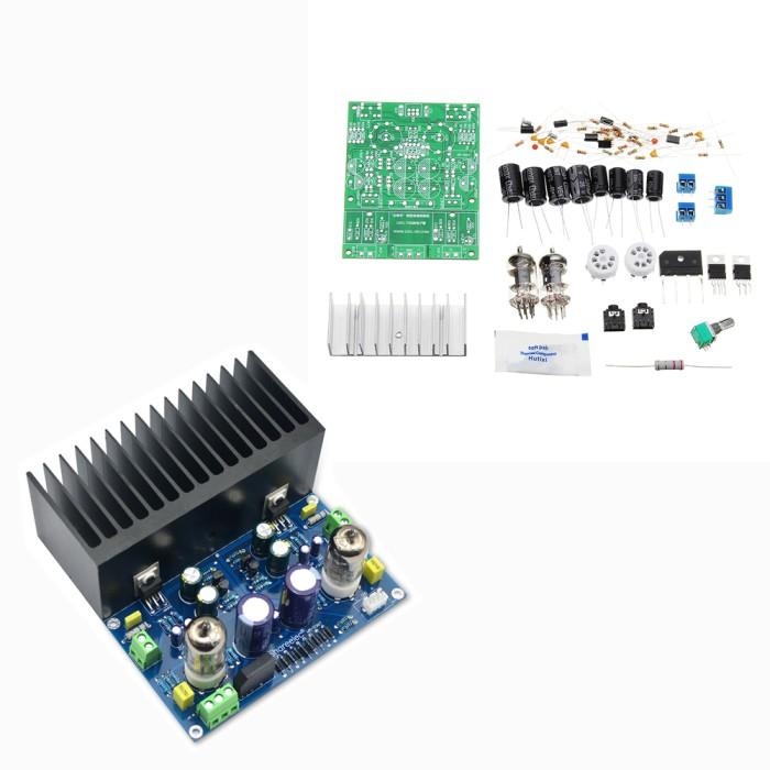 Jual Top Best DIY LM1875 Vacuum Tube Gallstone Amplifier Kit Gallbladder -  DKI Jakarta - Electronic FY | Tokopedia