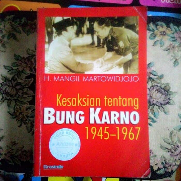 Image result for buku Kesaksian tentang Bung Karno