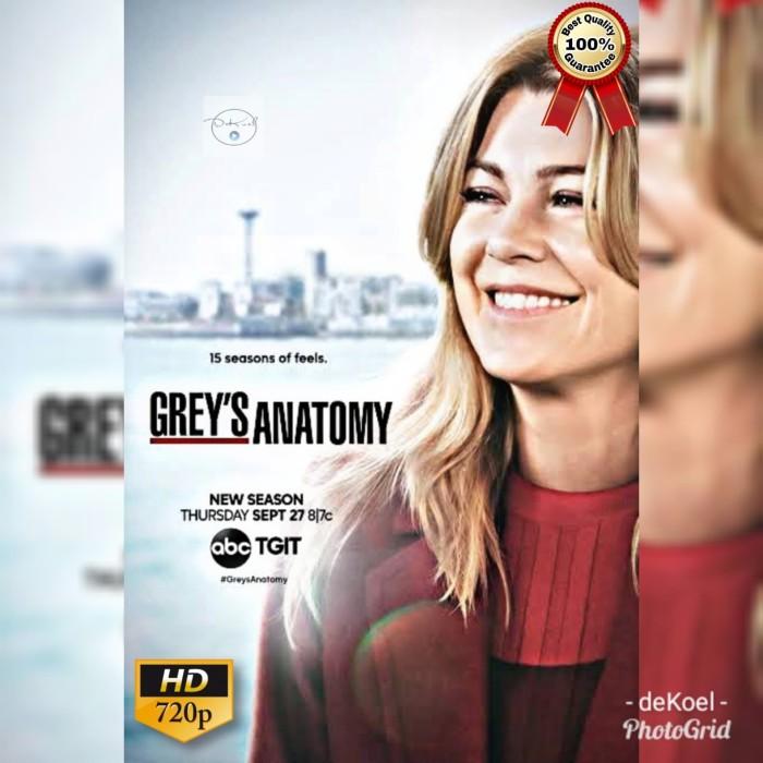 harga Serial tv barat greys anatomy season 15 complete Tokopedia.com