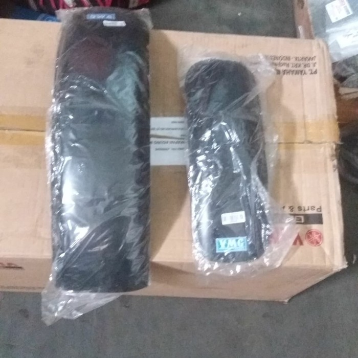 harga Spakbor japstyle bomber dll depan dan belakang hitam Tokopedia.com