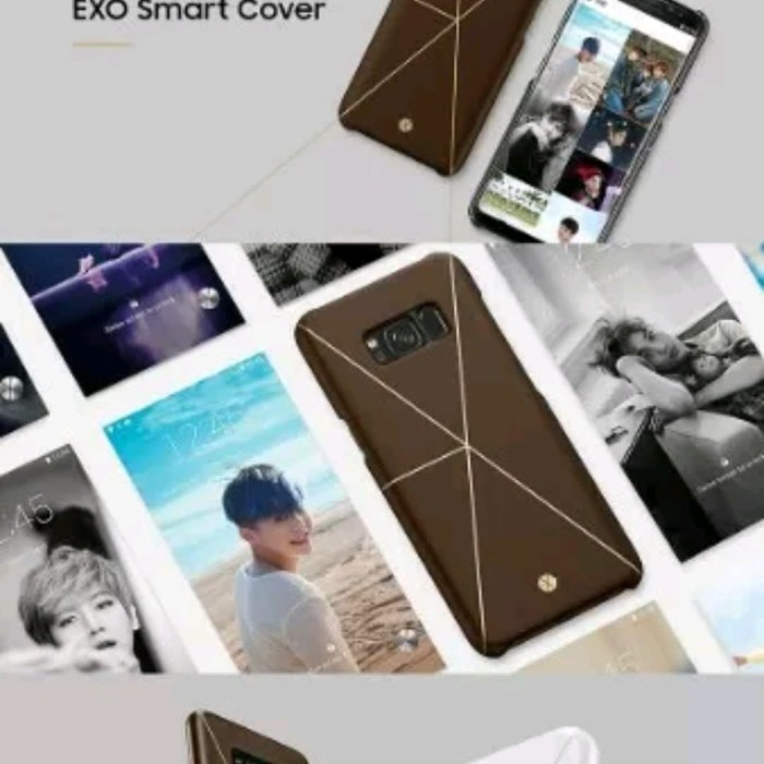 huge selection of 8f4f8 53393 Jual EXO Smart Cover for Samsung Galaxy S8 exo case EXO SMARTCASE - DKI  Jakarta - 61caseshop   Tokopedia