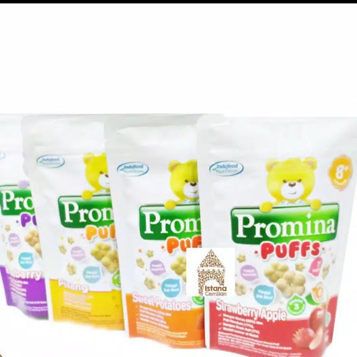 Jual Promina Puffs Makanan Bayi 8 Bulan Kota Tangerang Selatan