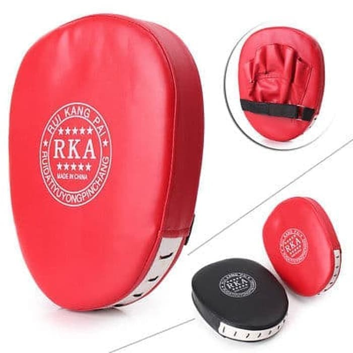 Fairtex Contoured Boxing MMA Muay Thai Karate Training Target Focus Punch Pad Mitts