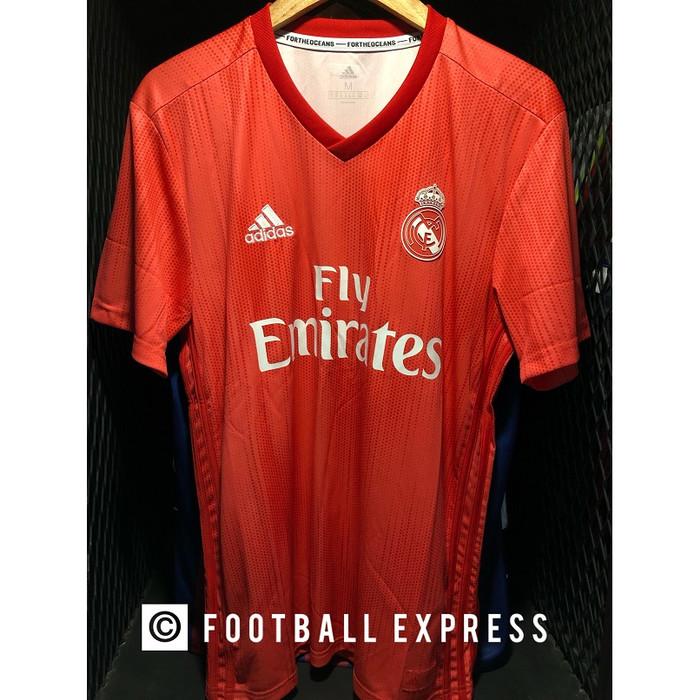 low priced 87e77 6dcc5 Jual Jersey Original Real Madrid 3rd (Parley) Season 2018-19 - DKI Jakarta  - football express | Tokopedia