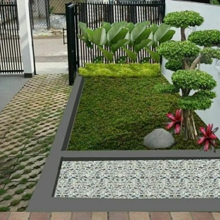 Jual Taman Minimalis Untuk Di Depan Rumah Berbagai Ukuran Lahan Nya Kab Bogor Tuna Mekar Tokopedia