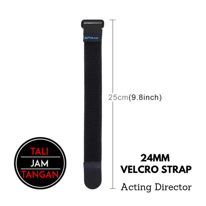 Jual 24mm Tali Jam Velcro Strap Bisa Untuk Camera Atau Apple Watch Strap Kota Tangerang Selatan Tali Jam Tangan Com Tokopedia