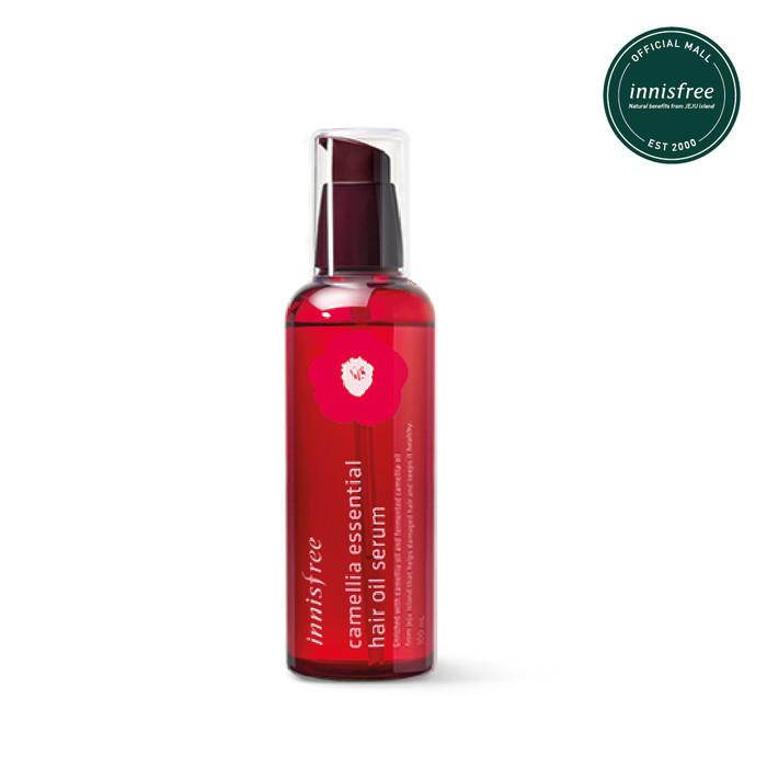 harga [innisfree] camellia essential hair oil serum 100ml Tokopedia.com