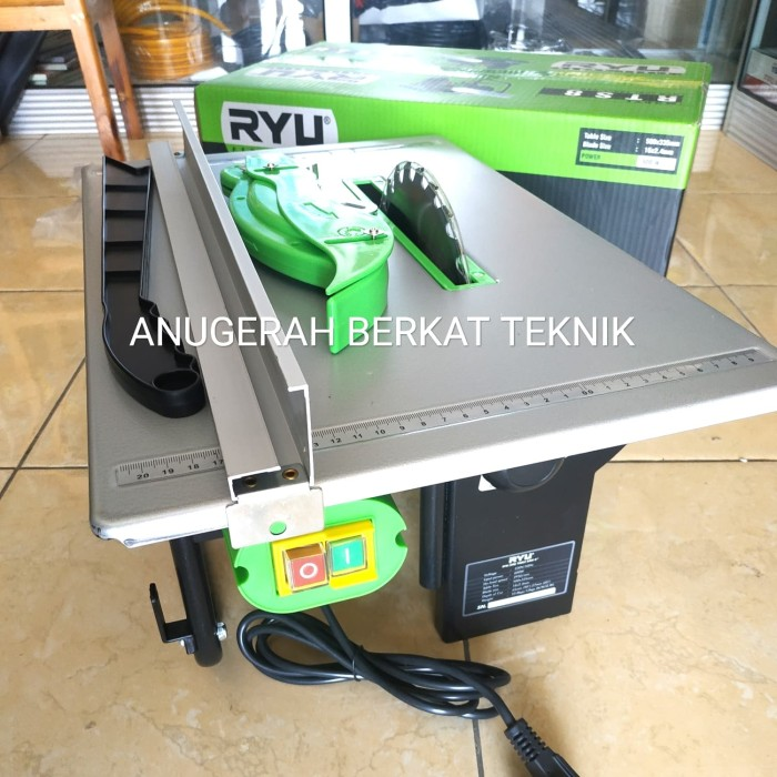 harga Table saw tekiro ryu 600 watt mesin gergaji meja circular saw 8 inch Tokopedia.com