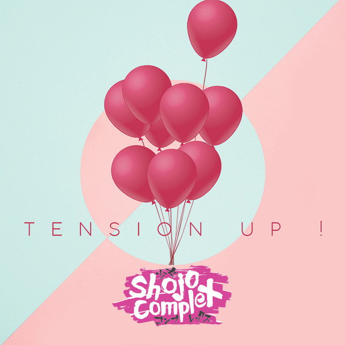 Foto Produk Bundling Album Tension Up! + T-Shirt dari Shojo Complex Store